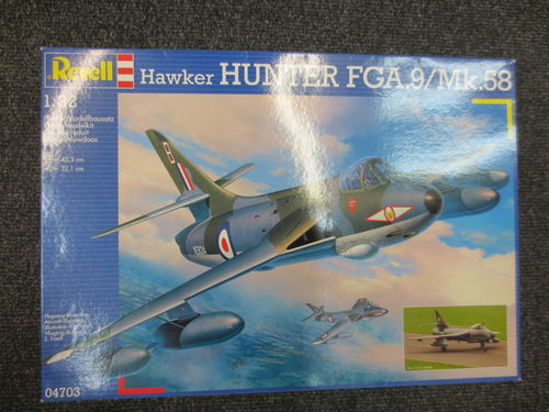 Revell Hawker Hunter